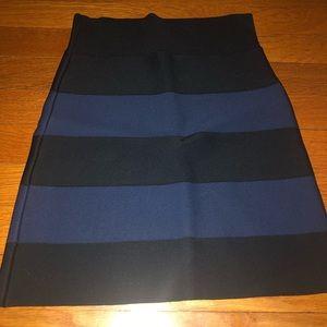 BCBG Max Azria Classic Bandeau skirt